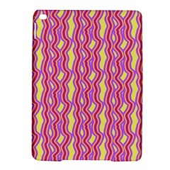 Pink Yelllow Line Light Purple Vertical Ipad Air 2 Hardshell Cases by Alisyart