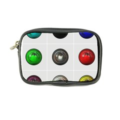 9 Power Buttons Coin Purse by Simbadda