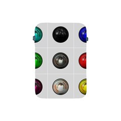 9 Power Buttons Apple Ipad Mini Protective Soft Cases by Simbadda