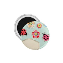 Buttons & Ladybugs Cute 1 75  Magnets