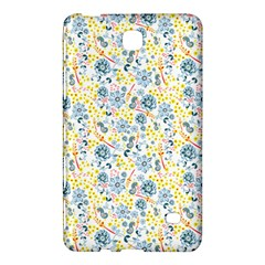 Flower Floral Bird Peacok Sunflower Star Leaf Rose Samsung Galaxy Tab 4 (8 ) Hardshell Case