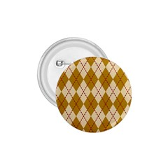 Plaid Triangle Line Wave Chevron Orange Red Grey Beauty Argyle 1 75  Buttons by Alisyart