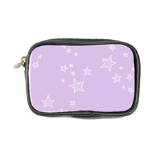 Star Lavender Purple Space Coin Purse by Alisyart