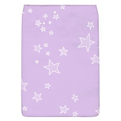Star Lavender Purple Space Flap Covers (s)