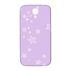 Star Lavender Purple Space Samsung Galaxy S4 I9500/i9505  Hardshell Back Case by Alisyart