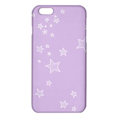 Star Lavender Purple Space Iphone 6 Plus/6s Plus Tpu Case