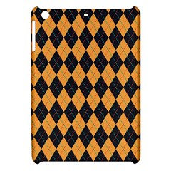 Plaid Triangle Line Wave Chevron Yellow Red Blue Orange Black Beauty Argyle Apple Ipad Mini Hardshell Case by Alisyart