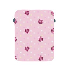 Star White Fan Pink Apple Ipad 2/3/4 Protective Soft Cases