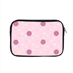 Star White Fan Pink Apple Macbook Pro 15  Zipper Case