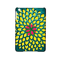 Sunflower Flower Floral Pink Yellow Green Ipad Mini 2 Hardshell Cases by Alisyart