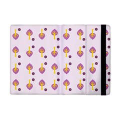 Tree Circle Purple Yellow Apple Ipad Mini Flip Case