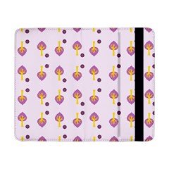 Tree Circle Purple Yellow Samsung Galaxy Tab Pro 8 4  Flip Case by Alisyart