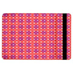 Roll Circle Plaid Triangle Red Pink White Wave Chevron Ipad Air Flip by Alisyart