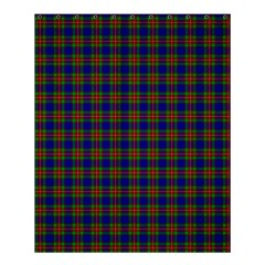 Tartan Fabrik Plaid Color Rainbow Shower Curtain 60  X 72  (medium)  by Alisyart