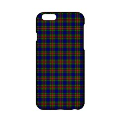 Tartan Fabrik Plaid Color Rainbow Apple Iphone 6/6s Hardshell Case by Alisyart