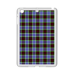 Tartan Fabrik Plaid Color Rainbow Triangle Ipad Mini 2 Enamel Coated Cases