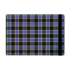 Tartan Fabrik Plaid Color Rainbow Triangle Ipad Mini 2 Flip Cases by Alisyart