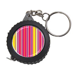 Stripes Colorful Background Measuring Tapes by Simbadda