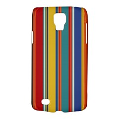 Stripes Background Colorful Galaxy S4 Active