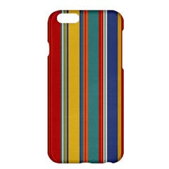Stripes Background Colorful Apple Iphone 6 Plus/6s Plus Hardshell Case