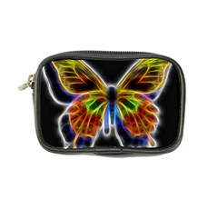Fractal Butterfly Coin Purse by Simbadda
