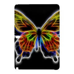 Fractal Butterfly Samsung Galaxy Tab Pro 12 2 Hardshell Case by Simbadda