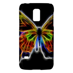 Fractal Butterfly Galaxy S5 Mini by Simbadda