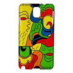 Mexico Samsung Galaxy Note 3 N9005 Hardshell Case by Valentinaart