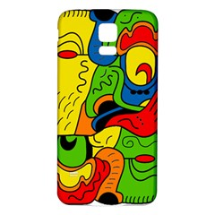 Mexico Samsung Galaxy S5 Back Case (white) by Valentinaart