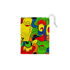 Mexico Drawstring Pouches (xs)  by Valentinaart