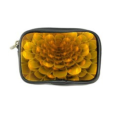 Yellow Flower Coin Purse
