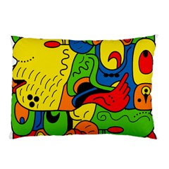 Mexico Pillow Case by Valentinaart