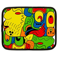 Mexico Netbook Case (xl)  by Valentinaart