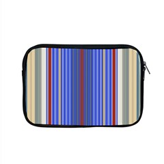 Colorful Stripes Apple Macbook Pro 15  Zipper Case by Simbadda