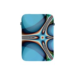 Fractal Beauty Apple Ipad Mini Protective Soft Cases by Simbadda