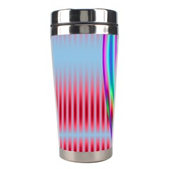 Fractal Tree Stainless Steel Travel Tumblers by Simbadda