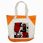 Mexico Accent Tote Bag Front