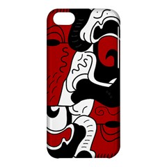 Mexico Apple Iphone 5c Hardshell Case by Valentinaart