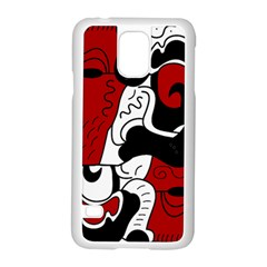 Mexico Samsung Galaxy S5 Case (white) by Valentinaart