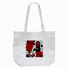Mexico Tote Bag (white) by Valentinaart