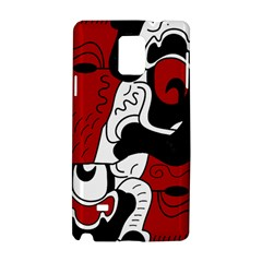 Mexico Samsung Galaxy Note 4 Hardshell Case by Valentinaart