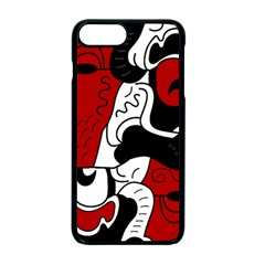 Mexico Apple Iphone 7 Plus Seamless Case (black) by Valentinaart