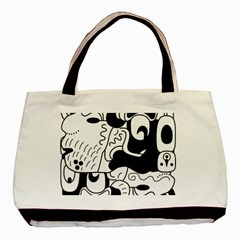 Mexico Basic Tote Bag by Valentinaart