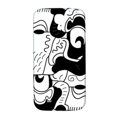 Mexico Samsung Galaxy S4 I9500/i9505  Hardshell Back Case by Valentinaart