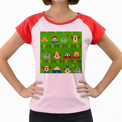 Circus Women s Cap Sleeve T-Shirt