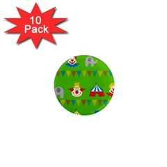Circus 1  Mini Magnet (10 pack)