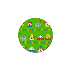 Circus Golf Ball Marker (10 pack)