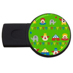 Circus USB Flash Drive Round (2 GB)