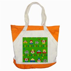 Circus Accent Tote Bag