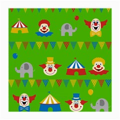 Circus Medium Glasses Cloth (2-Side)